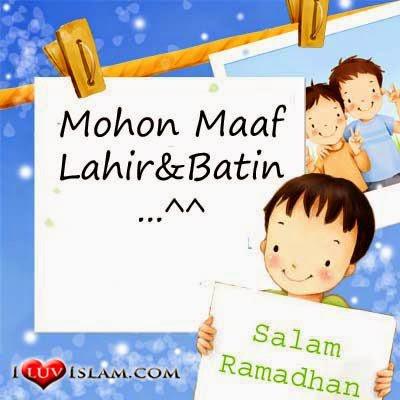 Kumpulan Gambar Kata Lucu Ramadhan