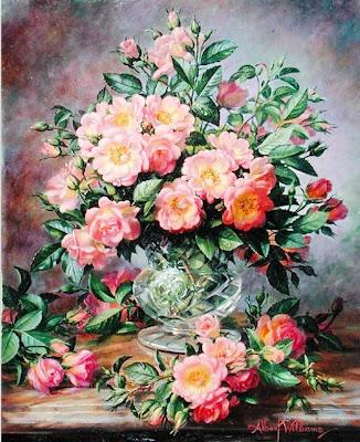 flores-oleo
