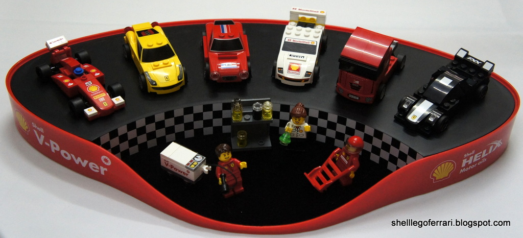 Image result for lego ferrari set display case