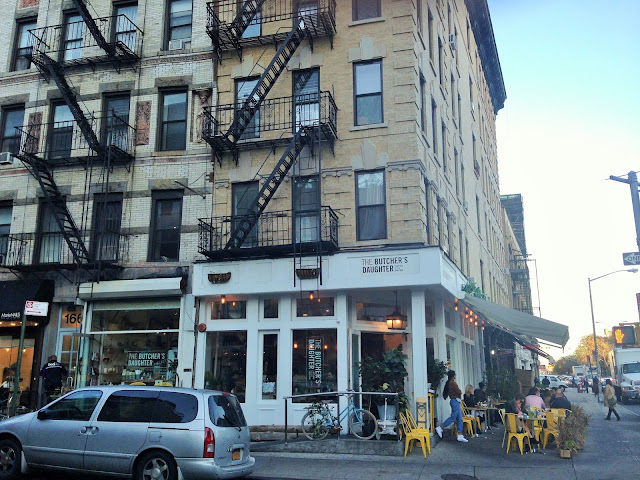 Nolita - manhattan - new-york