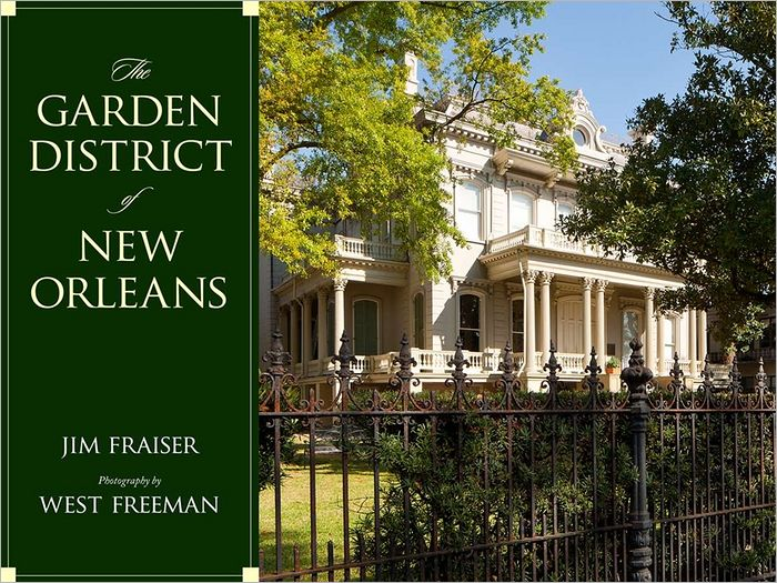 Louisiana Book News Exploring The City Of New Orleans Through Its Elegant Homes