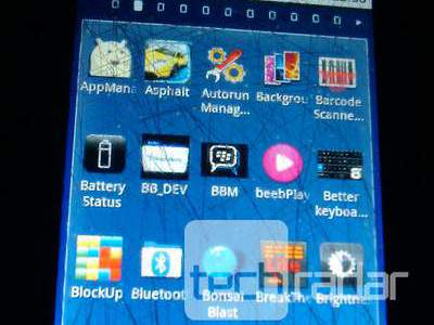 Blackberry Messager for Android