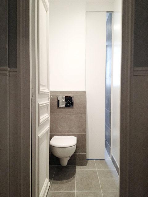 Aménagement d\'une salle de douche, Asnières sur Seine | MARION ...