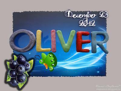 Oliver December 23 2012