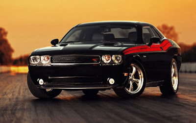 2012 Dodge Challenger Wallpaper