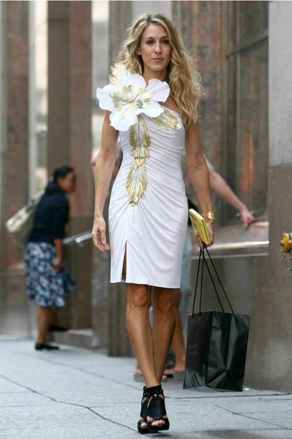 7 Vestidos brancos icônicos, que entraram para a história