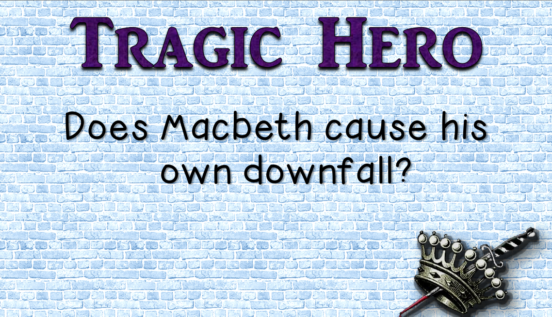 to what extent is macbeth responsible for his own downfall essay I, living in the 21st century, would be inclined to agree with the above statement, but a 17th century audience might be more likely to disagree due to an increased belief in the supernatural – therefore i believe that the question that needs to be asked is, to what extent is macbeth responsible for his own downfall.