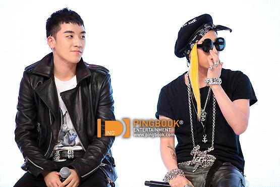 BIGBANG in Thailand