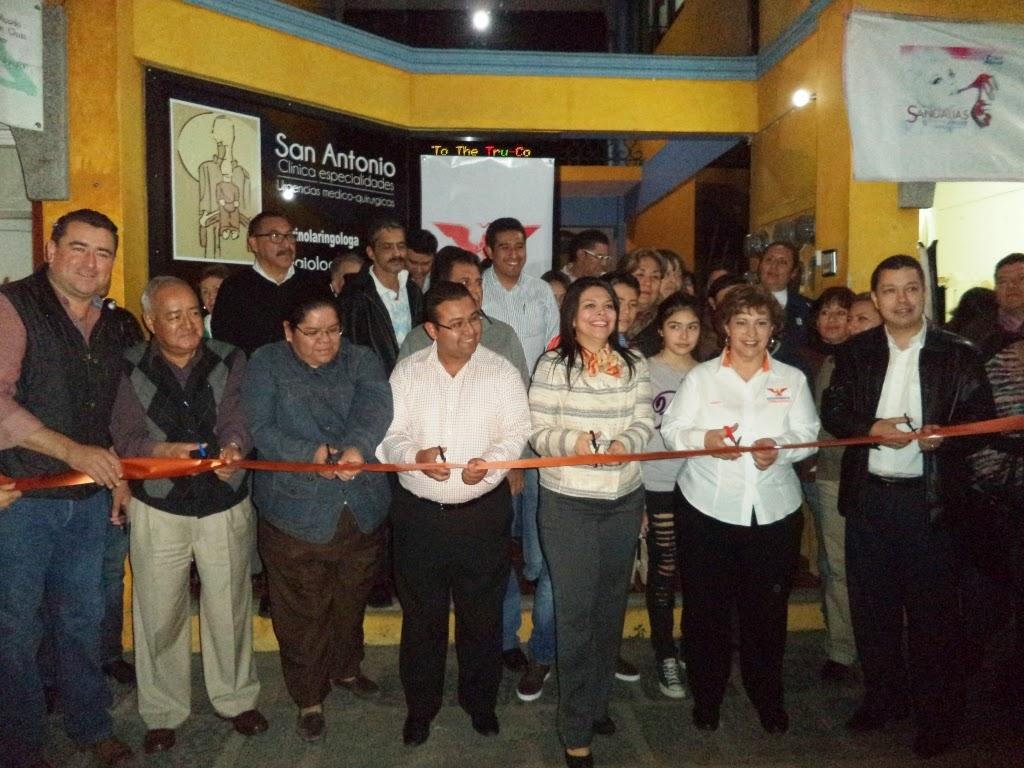 Huatusco en linea inauguran la oficina de movimiento ciudadano en huatusco - Oficinas de atencion a la ciudadania linea madrid ...
