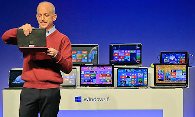 Microsoft Surface gets the thumbs down