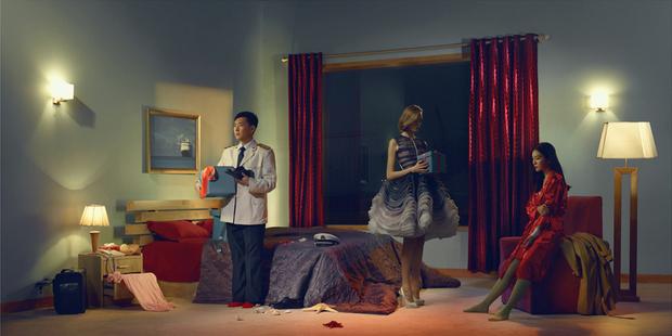 nuncalosabre. Fotografía | Photography - ©Quentin Shih (a.k.a. Shi Xiaofan)