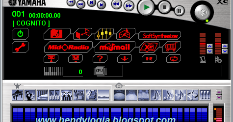 yamaha xg player windows 7 17