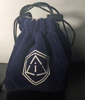Third Die - Handcrafted Dice Bag