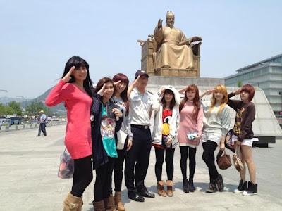 CherryBelle di Korea