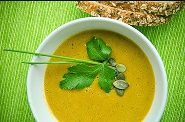 Sup Labu Kuning