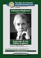 Breve Biografía de Catherine MacKinnon. Mujeres que hacen la historia. Biografias de Mujeres de la historia. Biografia de Catherine MacKinnon