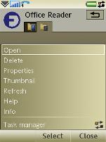 برنامج Office Reader قارئ ملفات اوفيس للجوال