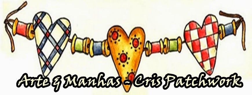Arte & Manhas da CRIS - Patchwork