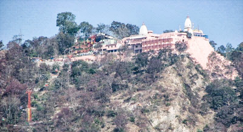 Mansa Devi Haridwar, Temple of wish fulfill