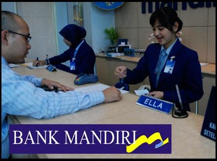 LOKER BUMN MANDIRI, LOWONGAN PERBANKAN MANDIRI, KARIR BANK MANDIRI 2016