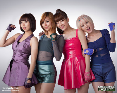 miss a 1011 free style 1 10 Girlband Korea Paling Cantik