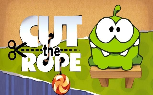 Cut The Rope 2013 - Phiên bản game ngộ nghĩnh dành cho PC