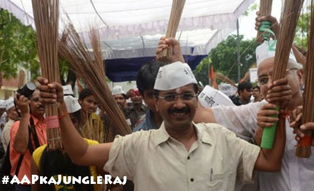 AAPka Jungle Raj