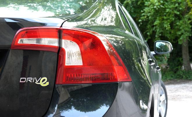 Volvo DRIVe badge