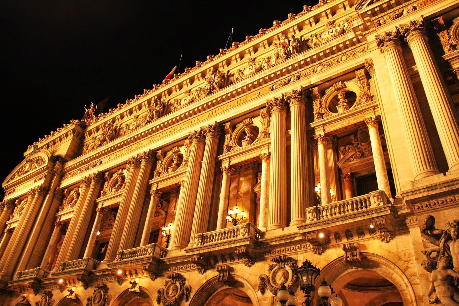 национальная опера в Париже