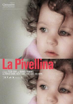 filme adorável pivellina poster cartaz