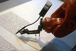 scrisul in viitor
