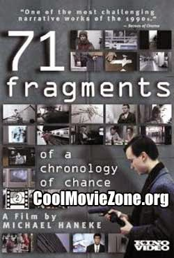 71 Fragments of a Chronology of Chance (1994)