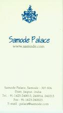 PALACIO SAMODE