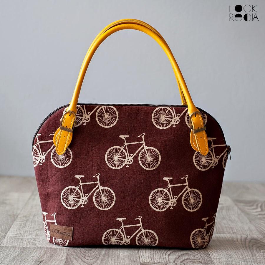 kabelka s kolem