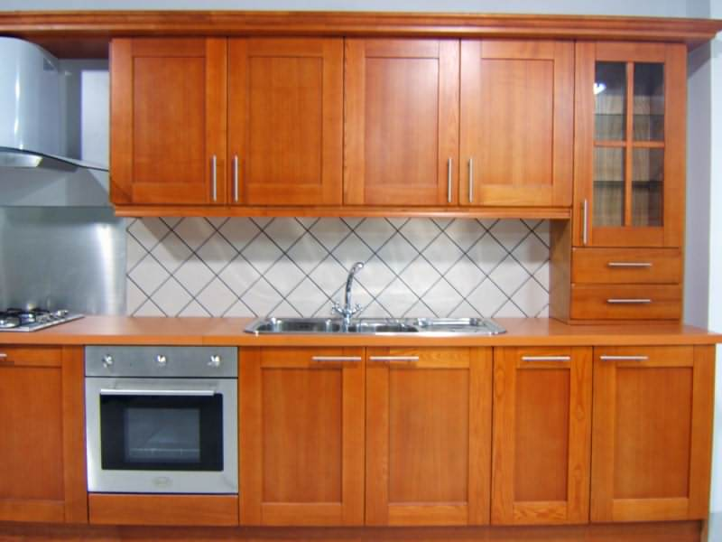 kitchen cabinets designs on Cabinets for Kitchen: Wood Kitchen Cabinets Pictures