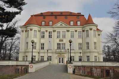 zamek w Lesnicy