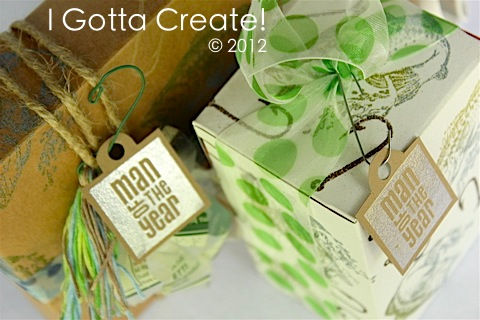 10 great ideas for a guy party theme shared at I Gotta Create!