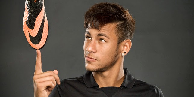 FootballOffThePitch: Neymar feature in NIKE Commercial - Nike ...
