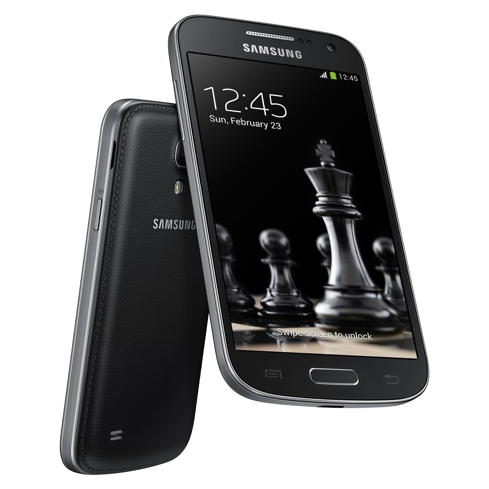 Samsung galaxy s4 mini black edition 2