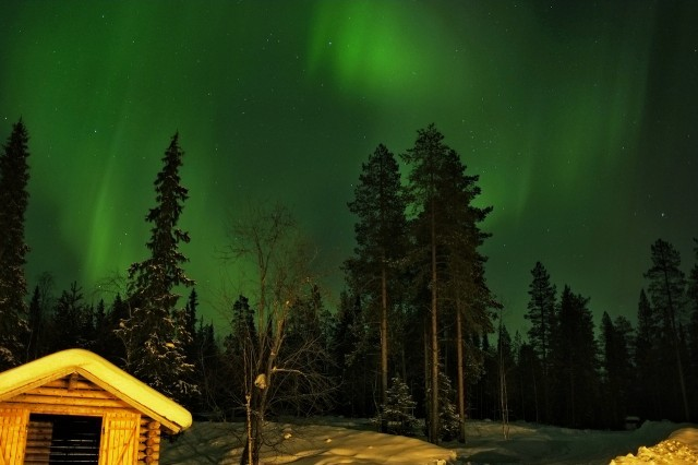 Most beautiful places to see the Northern Lights