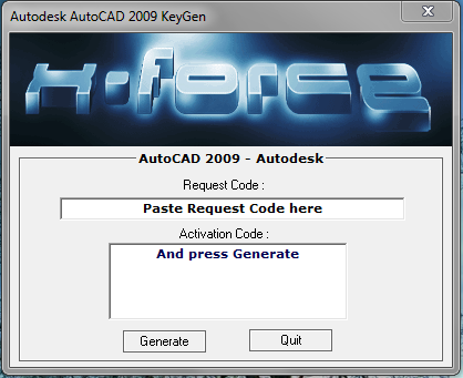 autocad 2007 keygen software