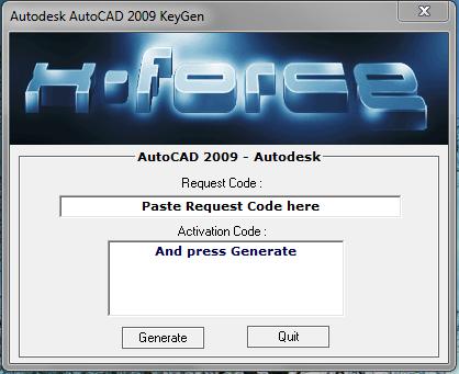 2007 cad keygen