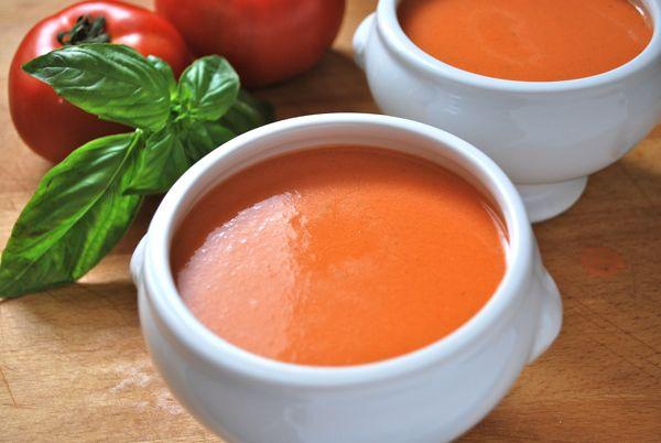Cocinamisrecetas: Receta de gazpacho