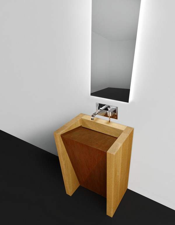 Diseno De Un Baño Moderno:Modern Bathroom Sink Design