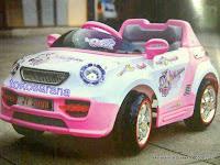 Mobil Mainan Aki Elite 20M8 Pink