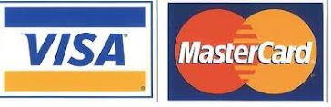 aceitamos todos os cartoes de credito e debito