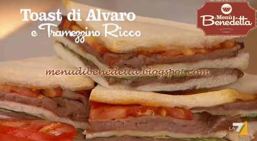 Tramezzino ricco ricetta parodi da i men di benedetta for Mozzarella in carrozza parodi
