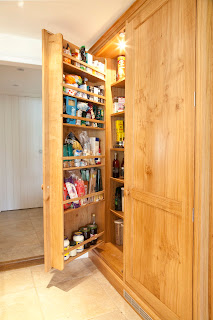 Baker and baker june 2011 for Ample storage space