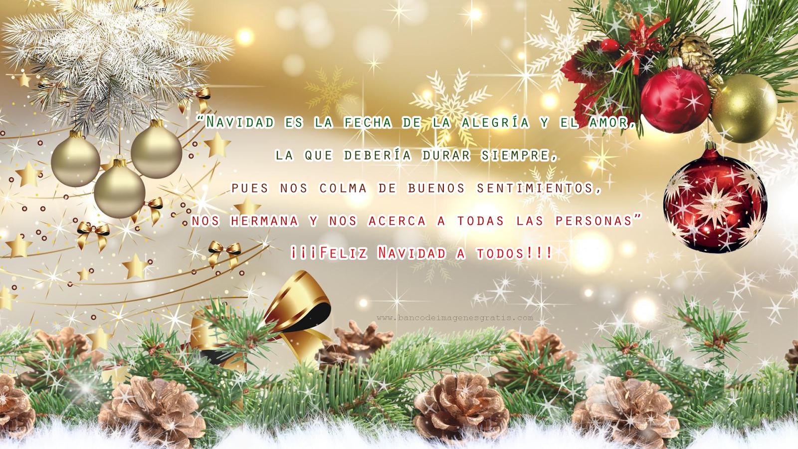 1000 images about frases navide as on pinterest navidad - Postales de navidad bonitas ...