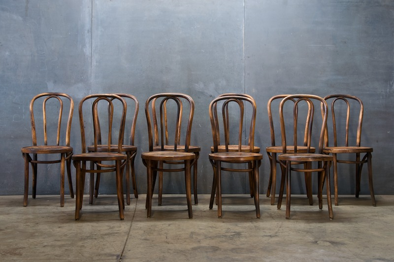 The daily bison thonet 18 chair